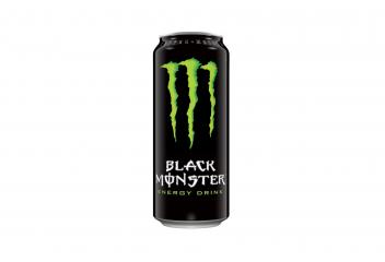 Black Monster Energy