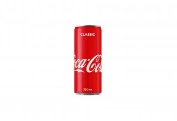 Сoca-cola 0,33 л